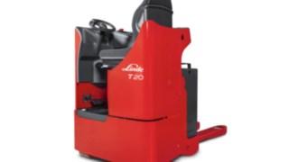 Der Niederhubwagen T20 R von Linde Material Handling