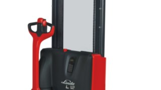 Elektro-Hochhubwagen L10B, L10, L12, L12i von Linde Material Handling