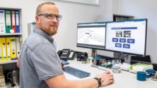 Mensch am Computer - Planung der Flotten