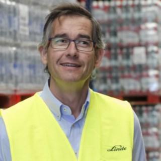 Ramon Paya, Manager der Linde NIederlassung in Valencia