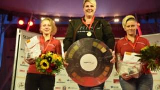 Meisterschaft Staplerfahrerinnen Staplercup 2017