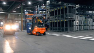 Screenshot zum Video zur Einsatzreportage beim Automobilzulieferer SMP