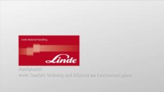 Video zum Handy-Halter von Linde Material Handling